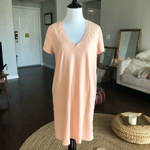 Madewell tshirt dress